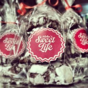 Aleka's Sweet Life cookies
